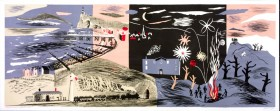 Nursery Frieze II 1936 John Piper 1903-1992 Presented by the artist 1976 http://www.tate.org.uk/art/work/P02274