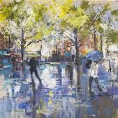 Swankie April 21 Leicester Square Rain Again